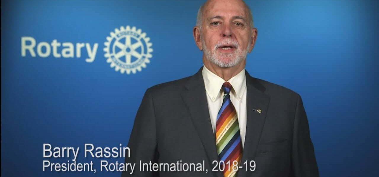 RI President Barry Rassin